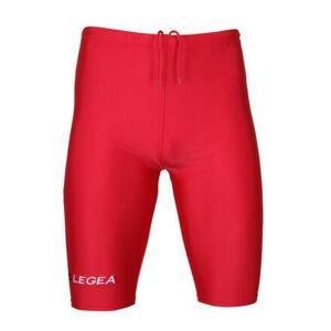 Legea Corsa elastické šortky červená - S