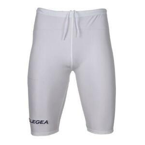 Legea Corsa elastické šortky bílá - XS