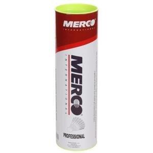 Merco Professional badmintonové míčky černá - tuba 6 ks