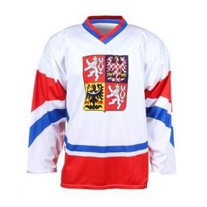 Merco Replika ČR 2011 hokejový dres bílá - XL