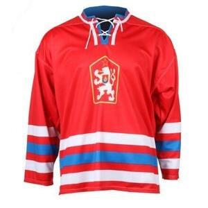 Merco Replika ČSSR 1976 hokejový dres červená - S