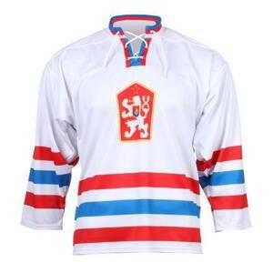 Merco Replika ČSSR 1976 hokejový dres bílá - XXL
