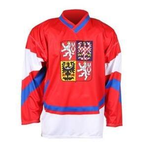 Merco Replika ČR 2011 hokejový dres červená - M