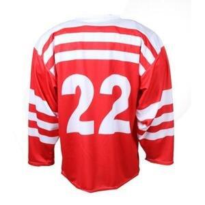 Merco Replika ČSR 1947 hokejový dres červená - M