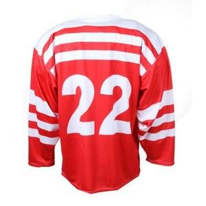 Merco Replika ČSR 1947 hokejový dres červená - XXL