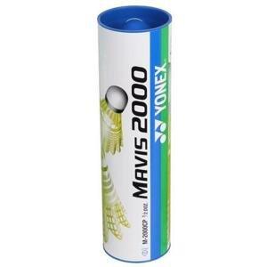 Yonex Mavis 2000 badmintonové míčky modrá - tuba 6 ks