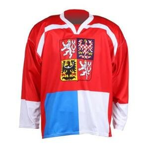 Merco Replika ČR Nagano 1998 hokejový dres červená - M