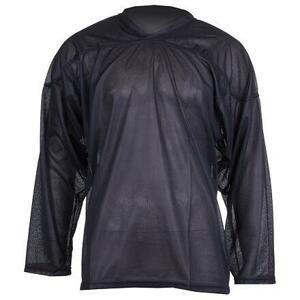 Merco HV-4 hokejový dres černá - S