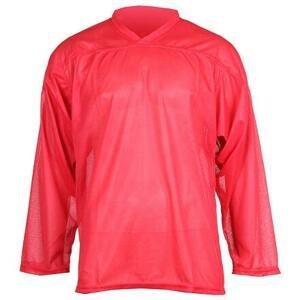 Merco HV-4 hokejový dres červená - S