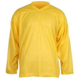 Merco HV-4 hokejový dres žlutá - XXS