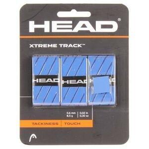 Head XtremeTrack overgrip omotávka tl. 0,6 mm modrá - 3 ks