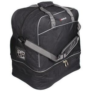 Avento FBS fotbalová taška černá