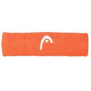Headband froté čelenka oranžová