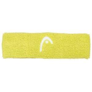 Headband froté čelenka limetková