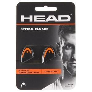 Head Xtra Damp 2016 vibrastop oranžová - blistr 2 ks