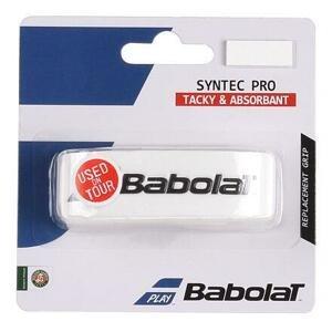 Babolat Syntec Pro 2016 základní omotávka bílá-černá - 1 ks