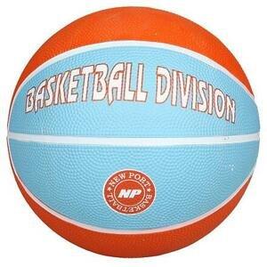 New Port Print Mini basketbalový míč oranžová - č. 3
