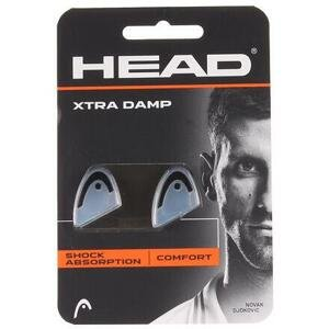 Head Xtra Damp 2016 vibrastop černá - blistr 2 ks