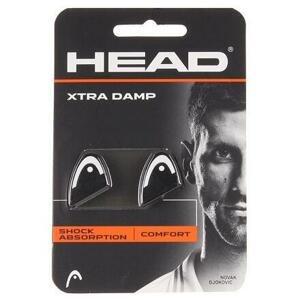 Head Xtra Damp 2016 vibrastop bílá - blistr 2 ks