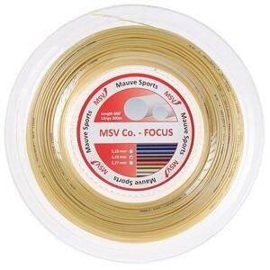 MSV Focus tenisový výplet 200 m zlatá - 1,18