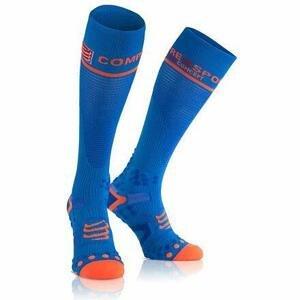 CompresSport Full Socks V2.1 kompresní podkolenky modrá - 2M