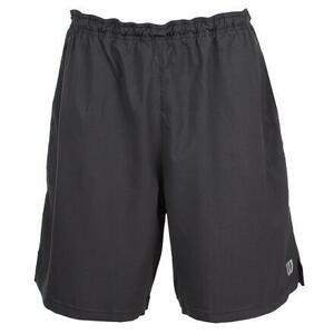 Wilson Rush 9 Woven Short pánské šortky černá - XXL