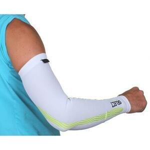 Select Compression Sleeves kompresní návleky na ruce bílá - XL