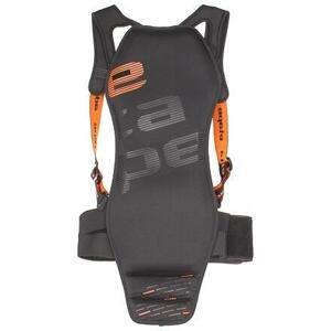 Etape Back PRO chránič páteře černá-oranžová - XL