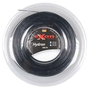 Exon Hydron tenisový výplet 200 m černá - 1,20