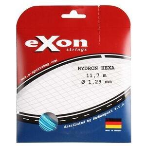 Exon Hydron Hexa tenisový výplet 11,7 m modrá - 1,19
