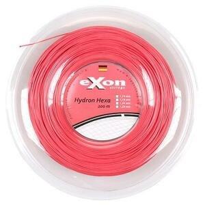 Exon Hydron Hexa tenisový výplet 200 m červená - 1,14