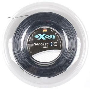 Exon NanoTec tenisový výplet 200 m černá - 1,25