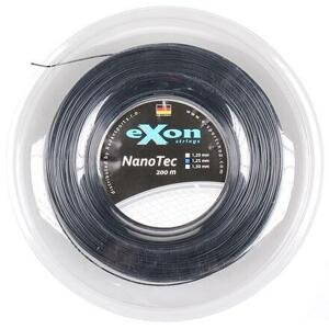 Exon NanoTec tenisový výplet 200 m černá - 1,30