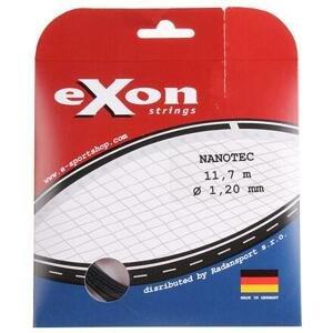 Exon NanoTec tenisový výplet 11,7 m černá - 1,20