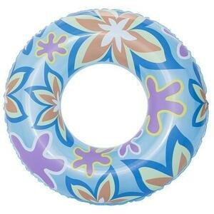 Bestway Designer 36057 nafukovací kruh modrá