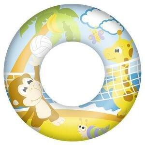 Bestway 36014 nafukovací kruh zvířátka