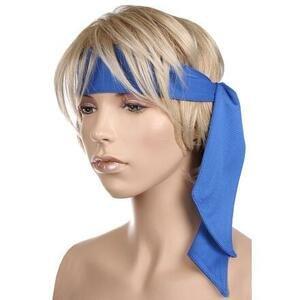 Merco Extra Dry sportovní čelenka modrá