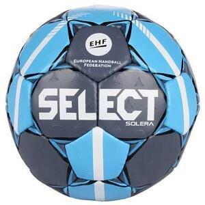 Select HB Solera 2019 míč na házenou šedá-modrá - č. 2