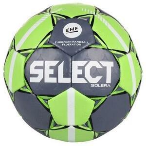 Select HB Solera 2019 míč na házenou šedá-zelená - č. 0