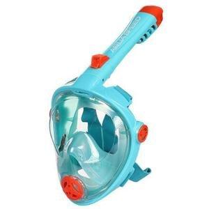 Aqua-Speed Spectra 2.0 KID potápěčská maska tyrkysová - L
