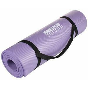 Merco Yoga NBR 10 Mat podložka na cvičení fialová