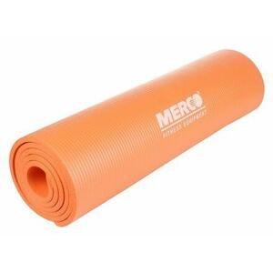 Merco Yoga NBR 10 Mat podložka na cvičení červená