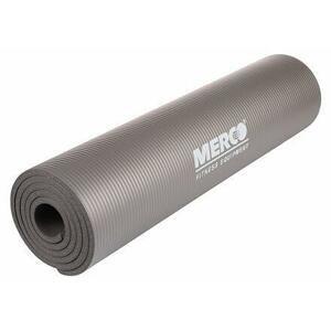Merco Yoga NBR 10 Mat podložka na cvičení šedá