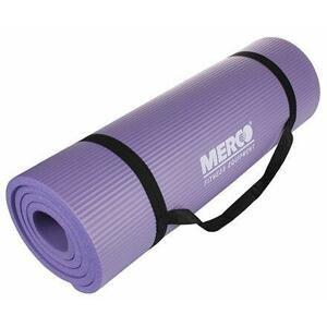 Merco Yoga NBR 15 Mat podložka na cvičení fialová