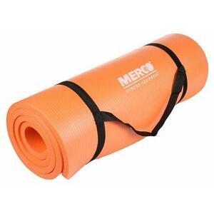 Merco Yoga NBR 15 Mat podložka na cvičení červená