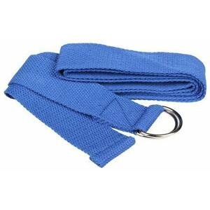 Merco Yoga Strap pás na jógu modrá