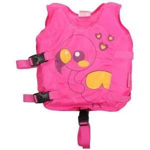 Waimea Animal plavecká vesta růžová - 3-6 let