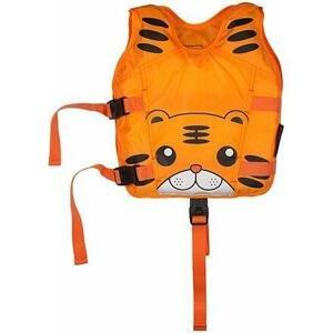 Waimea Animal plavecká vesta oranžová - 3-6 let