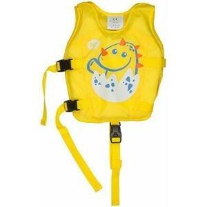 Waimea Animal plavecká vesta žlutá - 1-3 roky