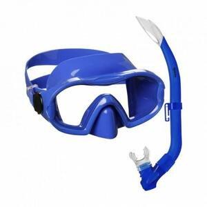 Mares Potápěčský set maska a šnorchl BLENNY 4 - 7 let - modrá